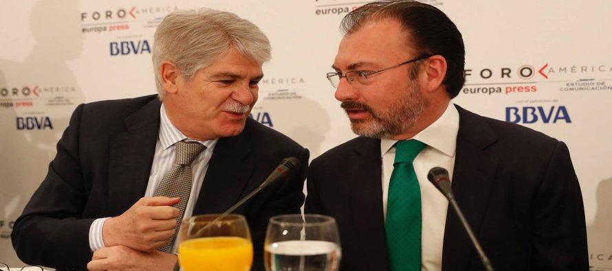 """""""México está dispuesto a modificar el TLCAN, por supuesto que sí, pero con dos aspectos..."""