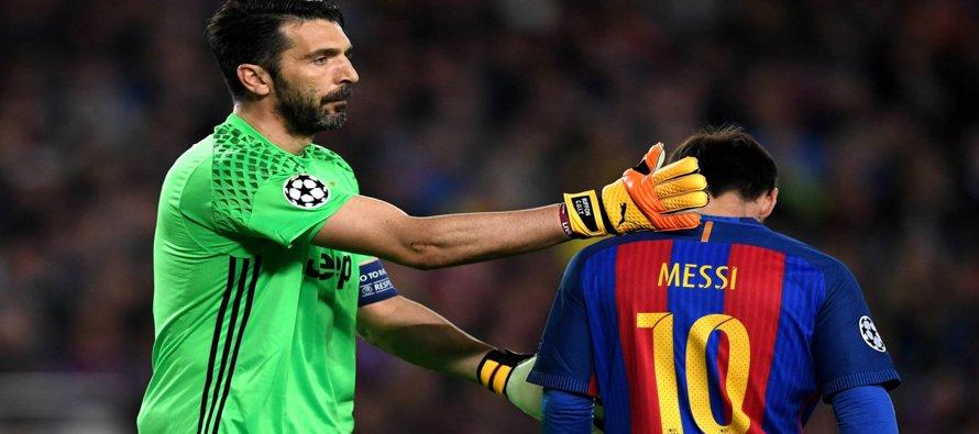 Después del paso por los vestuarios, el Barça ya estaba decidido a ni moverse del campo de la Juve....