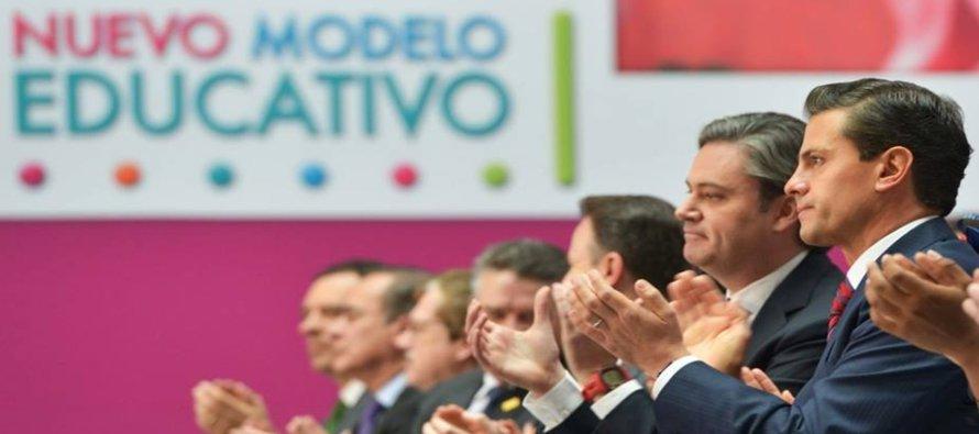 """""""Nuevo Modelo Educativo: Educar para la libertad"""". Es populismo electorero, del más..."""