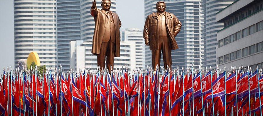Precisamente ahora, tras la visita del vicepresidente de EU, Mike Pence, a Corea del Sur y el...
