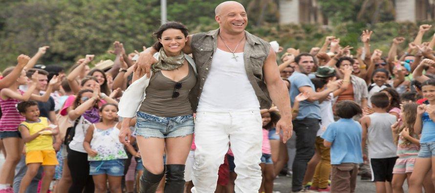 Hay un vínculo natural entre Cuba y Dom Toretto, el personaje que encarna Vin Diesel, en cuanto a...