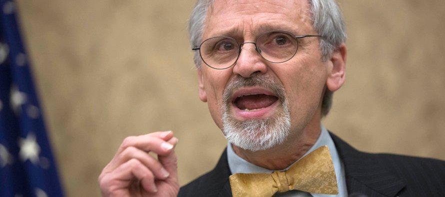 """La propuesta de Blumenauer hace referencia a la polémica frase sobre """"la imposibilidad de..."""