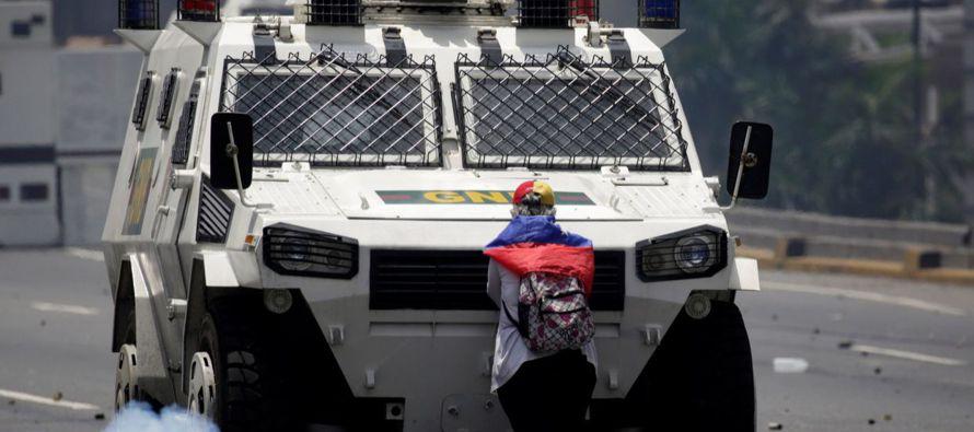 La oposición convocó para este jueves a nuevas marchas en todo el país que no congregaron a tantas...