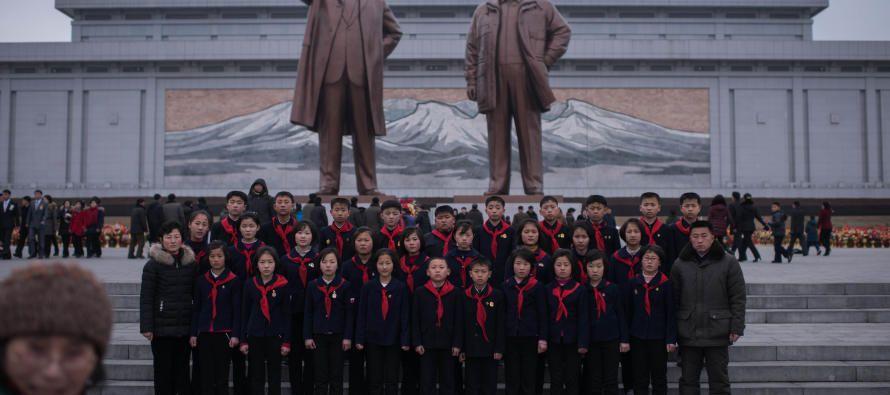 Estados Unidos se ha mostrado abierto a volver a negociar con Corea del Norte el fin de su programa...