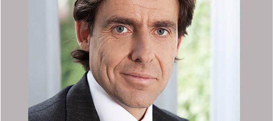 El empresario Javier López Madrid, directivo de la compañía OHL y yerno de Villar Mir, ha sido...