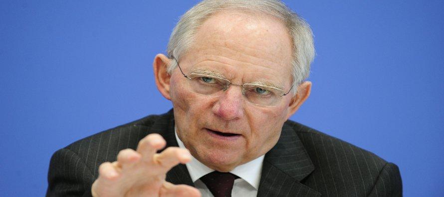 Las palabras del ministro alemán se producen después de la tradicional cena de las delegaciones del...