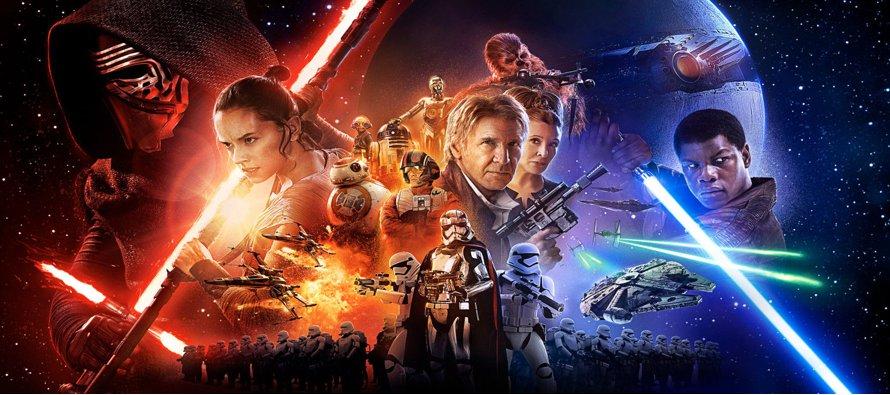 """El primer capítulo de esta trilogía, """"La Guerra de las Galaxias: El Despertar de la..."""