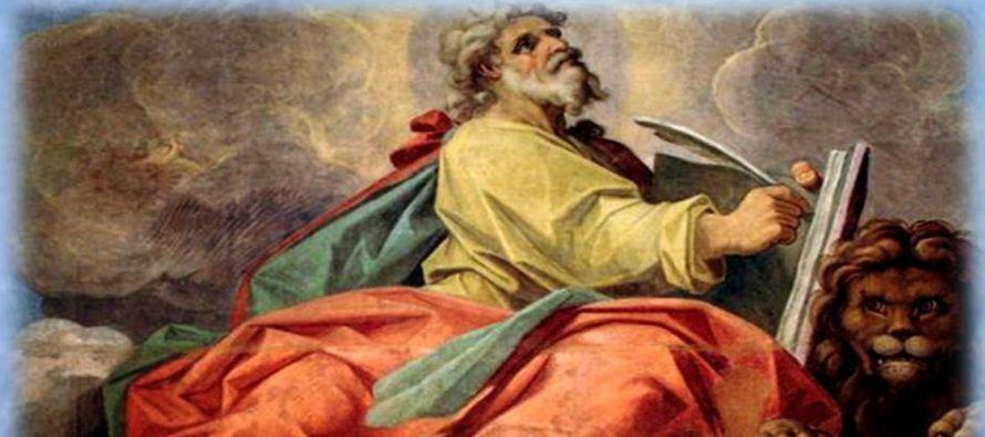 Marcos llevó el evangelio a Egipto, lo predicó en Alejandría. Allí le apresaron, le ataron con...