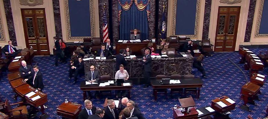 El Congreso de Estados Unidos busca evitar la paralización del Gobierno