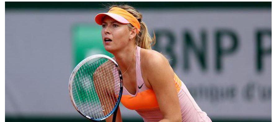 Recibimiento indiferente para Sharapova tras regreso