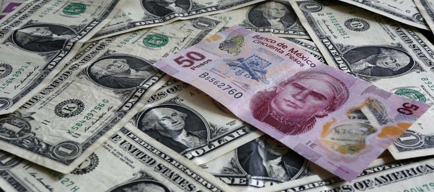 Estas informaciones han impactado severamente al peso mexicano, que pasó en 24 horas de 18,88...