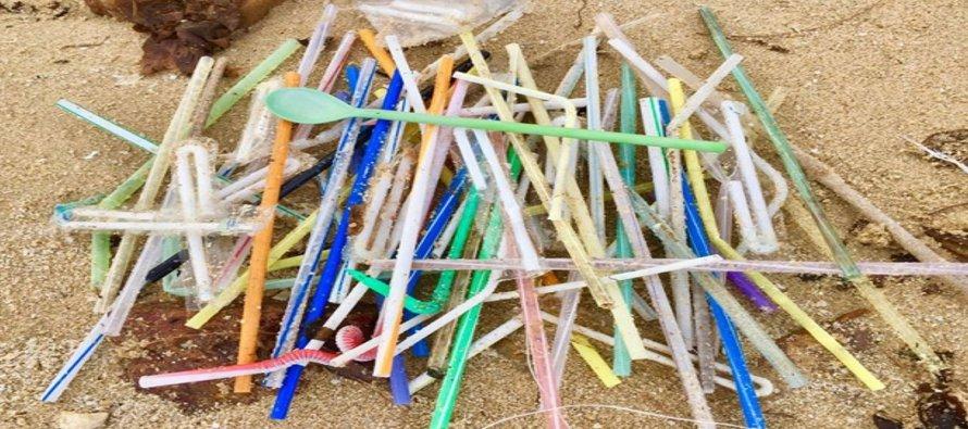 Comienza la guerra contra los popotes de plástico