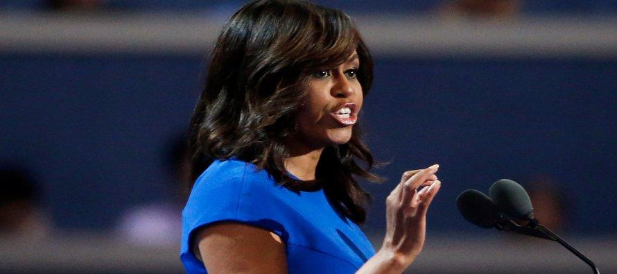 Michelle Obama habla de sus primeros cien días como ex primera dama