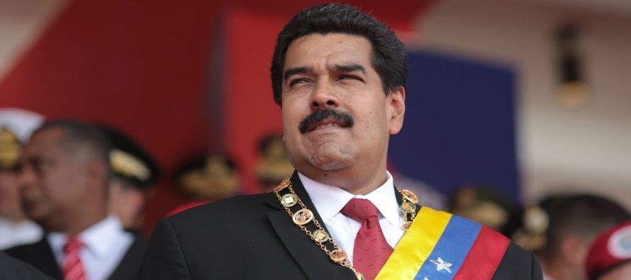 """Maduro dice que Venezuela es """"libre"""" de la OEA y """"más nunca"""" volverá"""