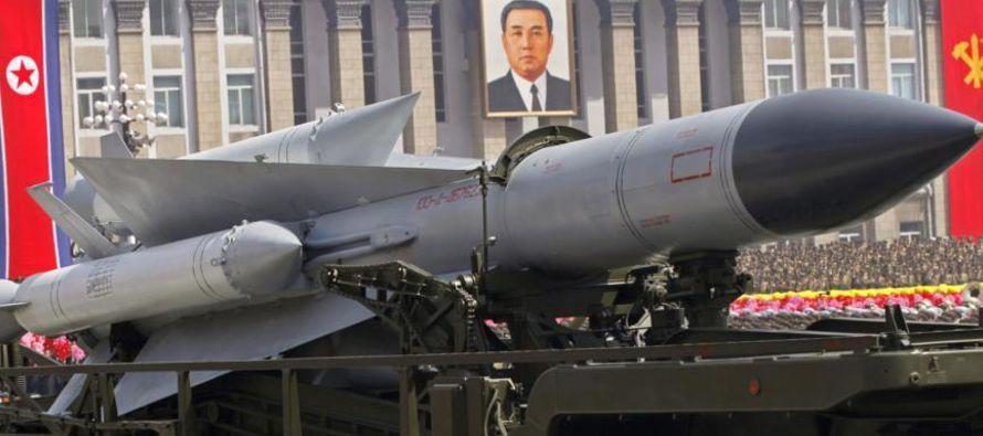usia aseguró hoy que Corea del Norte no abandonará su programa nuclear mientras se vea amenazada...