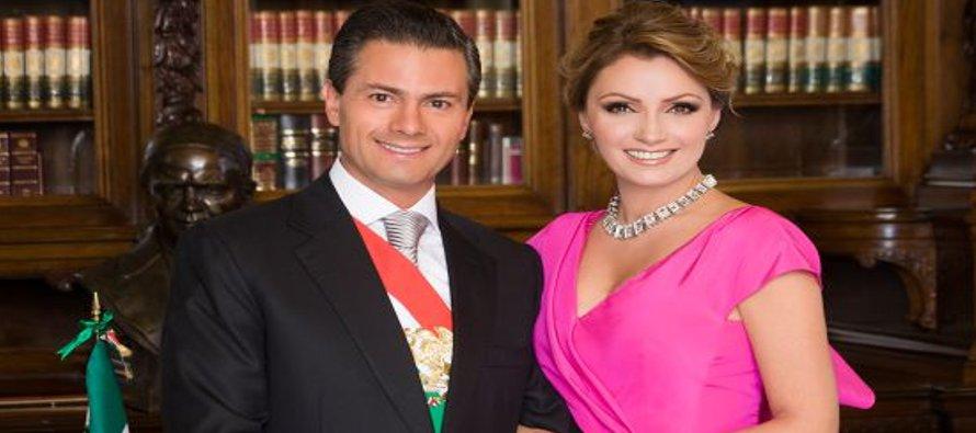 Enrique Peña Nieto y Angélica Rivera no son los únicos políticos impopulares que ostentan sus...