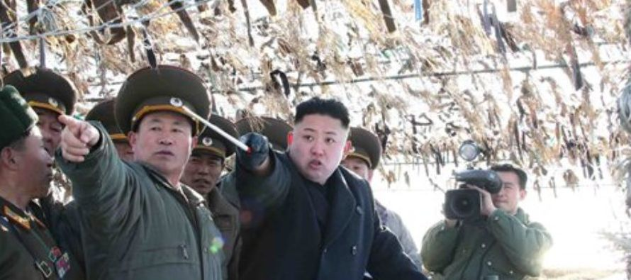 Es cierto que el régimen de Pyongyang ha mantenido una postura militar belicosa como elemento de...