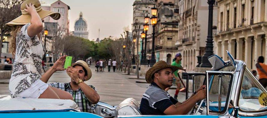 Esta cifra para lo que va de año, la aportó este miércoles el ministro de turismo cubano, Manuel...