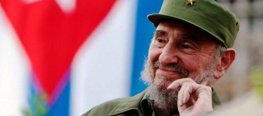 El también jefe delegacional de Azcapotzalco dijo que Fidel Castro logró imponerse a poderosos...