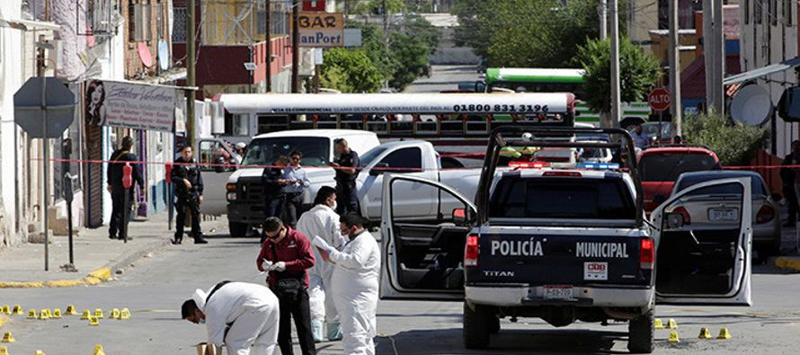 En México, el problema de la criminalidad se ha incrementado en los últimos años -principalmente,...