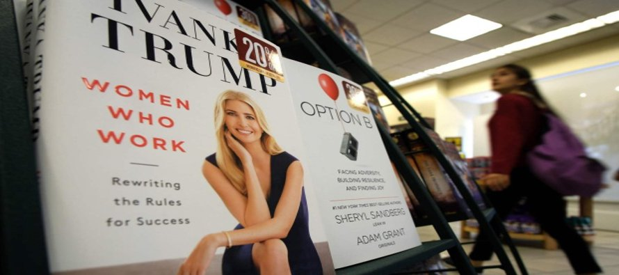 """""""Ivanka no ha escrito un libro para la mayoría de mujeres de hoy, que sacan adelante a una..."""