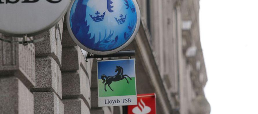 Los principales bancos mundiales en Londres planean trasladar alrededor de 9,000 puestos de...