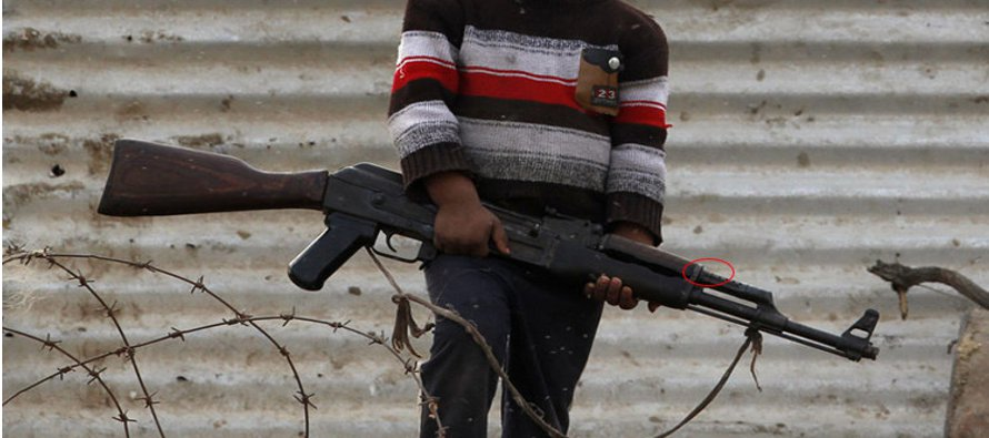 """Ahmed relata que cuando vio llegar a los soldados de Estado Islámico """"estaba muy..."""