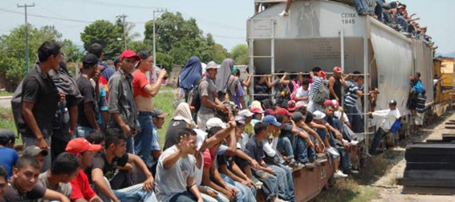 """""""Soy de Honduras y es la cuarta vez que intento cruzar México, pero esto no me había ocurrido..."""