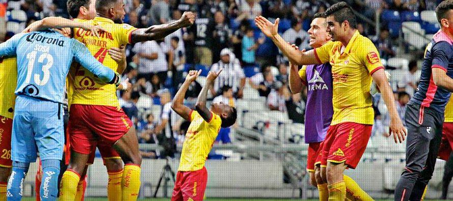 "En tanto, Monarcas Morelia ganó a los ""Xoloitzcuintles"" de Tijuana con gol de Miguel..."