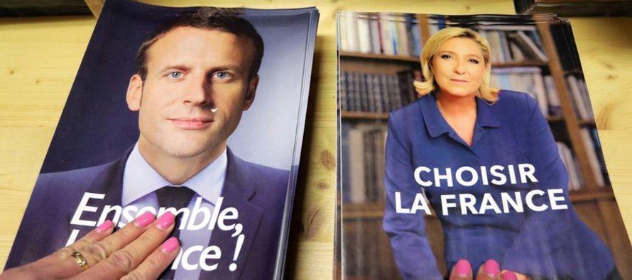 En Francia, Europa y el mundo, muchos respiran ahora con tranquilidad, pues el nuevo mandatario,...