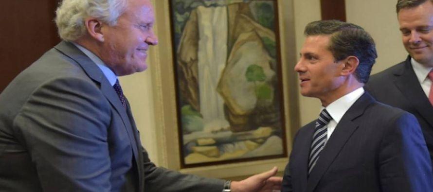 El anuncio ocurre en medio de tensiones entre México y Estados Unidos por la decisión del...