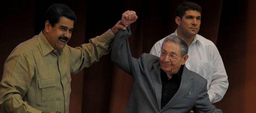 en marzo PDVSA hizo un envío especial a Cuba de 1.390,000 barriles para procurar reactivar la...