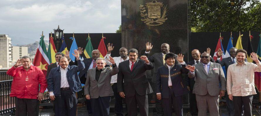 El futuro de la Alianza Bolivariana para los Pueblos de Nuestra América-Tratado de Comercio de los...