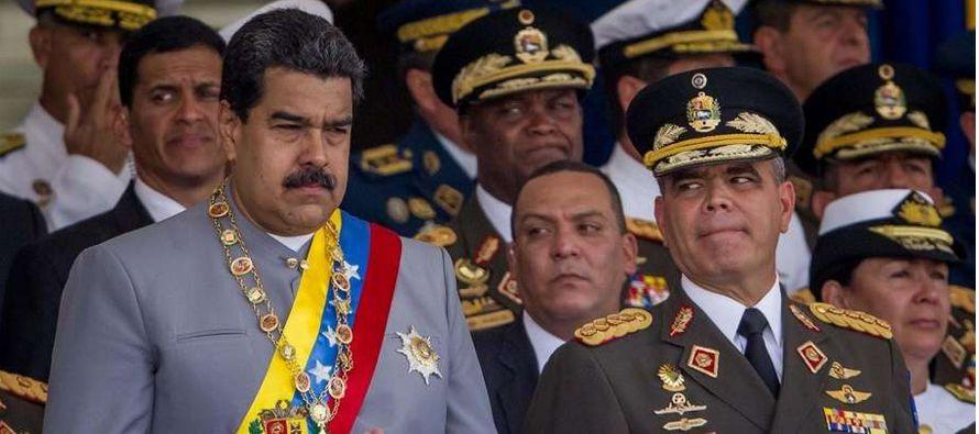 Sacar a Maduro es necesario. Pero no es suficiente. Es indispensable neutralizar a los tres...