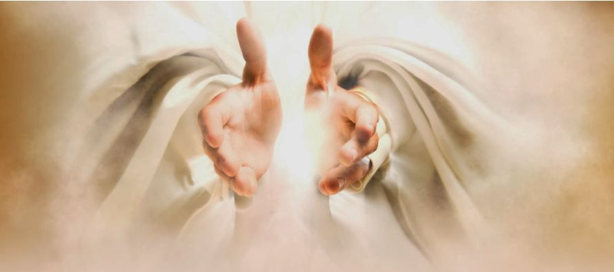 """En aquel tiempo, Jesús habló así a sus discípulos: """"El que tiene mis mandamientos y los..."""