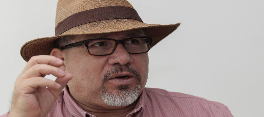 """El crimen ha causado un fuerte impacto en el medio periodístico mexicano. """"Es muy fuerte, no..."""