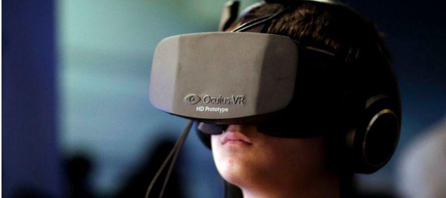 Con la realidad virtual se pueden simular exposiciones que serían costosas o poco prácticas de...