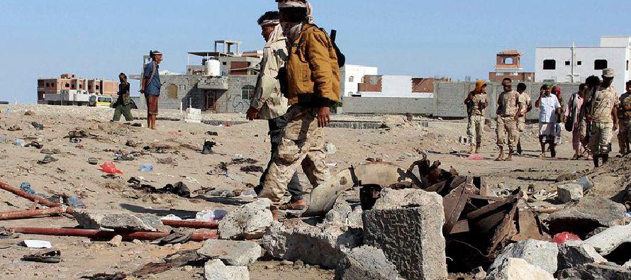 La Acnur señaló que dos millones de yemenitas siguen desplazados, mientras un millón regresó a sus...