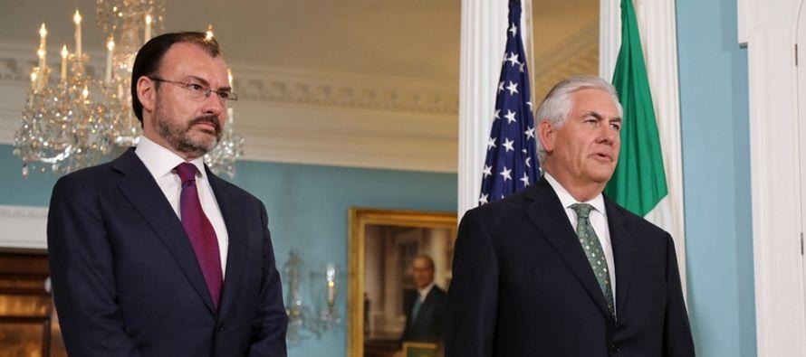 Por la parte mexicana participarán los secretarios de Relaciones Exteriores y de Gobernación, Luis...