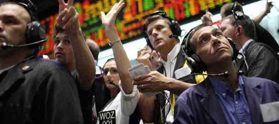 Algunos de las mayores variaciones de valores procedían por la actividad de fusiones y...