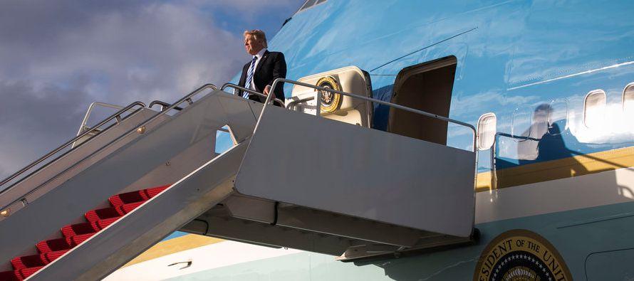 Sin embargo, una cascada de divulgaciones dañinas sobre el presidente y su relación con Rusia ha...