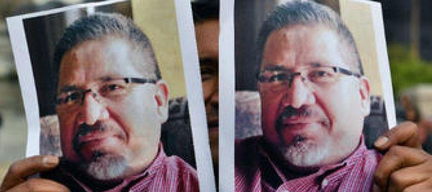 Javier estaba convencido de que lo iban a matar. Porque estaba vivo, porque residía en Culiacán,...