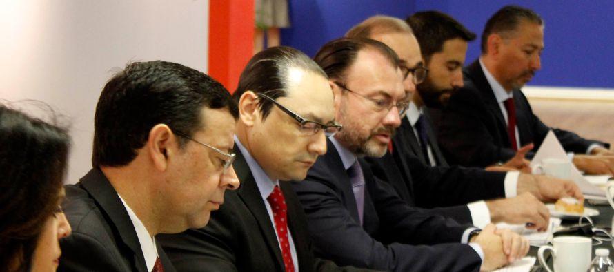 """""""México espera un proceso de negociación constructivo, que permita aumentar la cooperación y..."""