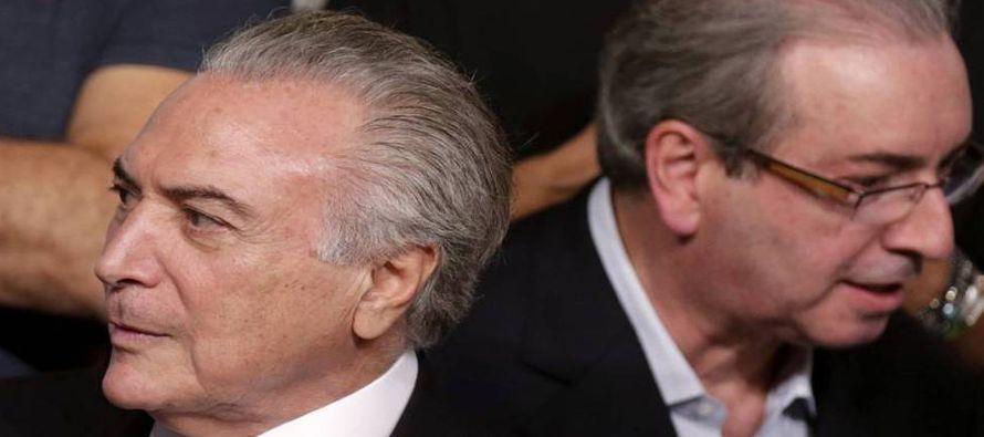Desde el hundimiento de Lehman Brothers, en 2008, la Bolsa de São Paulo no había vivido una jornada...