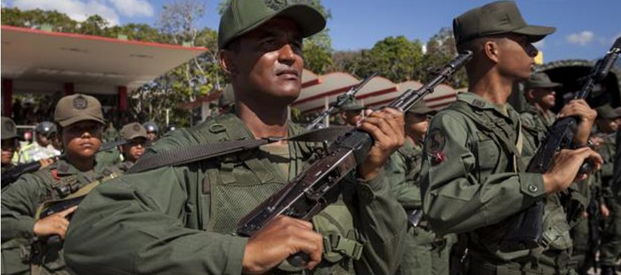 La sesión tuvo lugar el 22 abril y en ella participaron, además de Torrealba, los también generales...