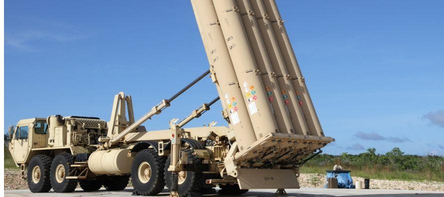 Corea del Sur podría devolver a EU el sistema de defensa antimisiles THAAD recientemente instalado...