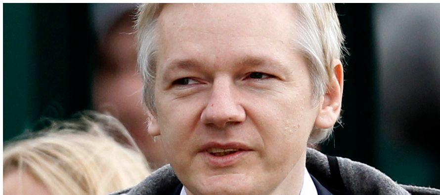 """En cuanto al destino del fundador de WikiLeaks, Samuelsson indicó que """"la amenaza de EU es..."""