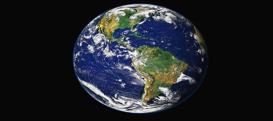 Si se acelerara la rotación de la Tierra en 2 kilómetros por hora, el nivel del mar en torno al...