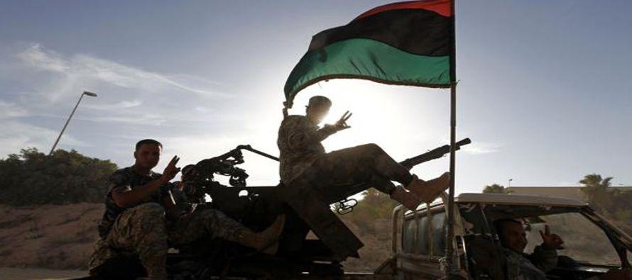 """Las sospechas de la masacre recaen sobre la llamada """"Tercera Fuerza"""", una milicia..."""