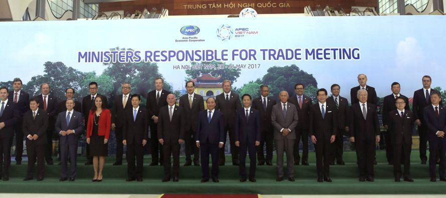 El tratado comercial con el Pacífico sigue adelante sin Estados Unidos